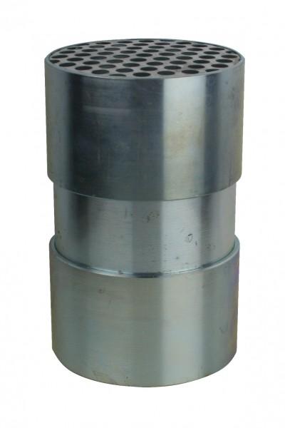 """Vakuum-Sicherheitsventil RV40 G4"""" mit Filter (starke Feder)"""