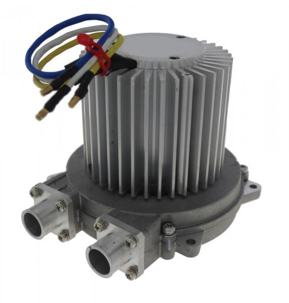 SKV-MS 48VDC mit 33 m³/h