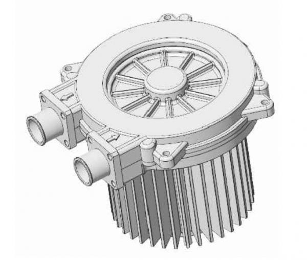 Mini-SKV mit 33 m³/h
