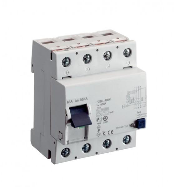 Fehlerstrom-Schutzschalter für Frequenzumrichter