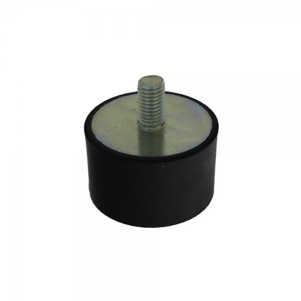 Gummi-Metall-Puffer Typ D