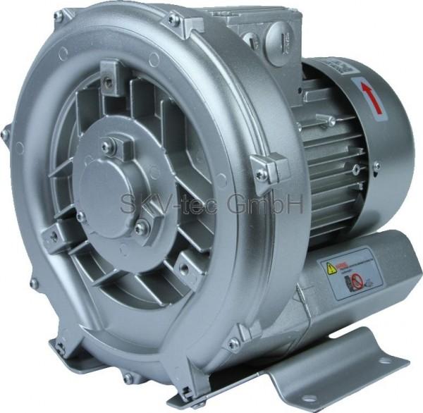 SKV mit 80 m³/h