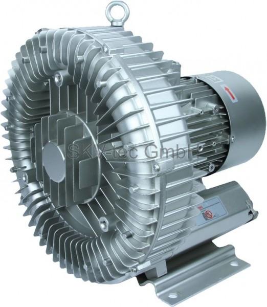 SKV mit 318 m³/h