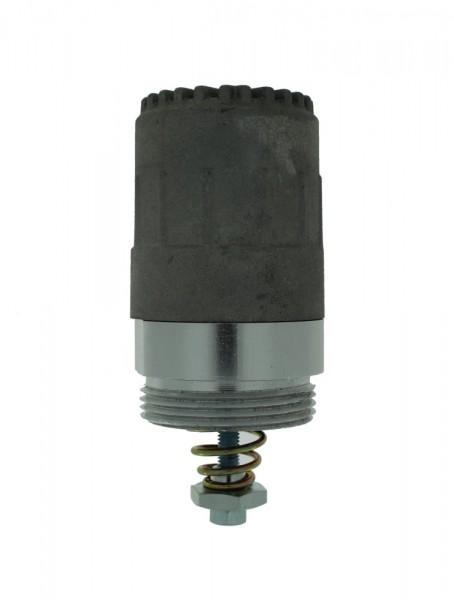 Sicherheitsventil RV15 ohne Filter für Druckbetrieb